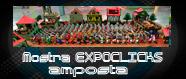Mostra maquetes Playmobil Expoclicks