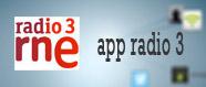 App ràdio 3