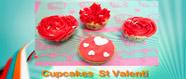 Cupcakes de Sant Valentí