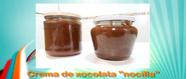 Crema de xocolata i avellanes