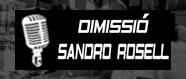 Dimissió Sandro Rosell