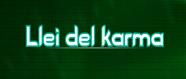 Llei del karma