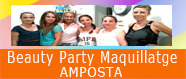 Beauty party maquillatge
