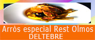 Arròs especial del Restaurant Olmos