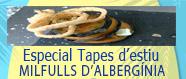 Especial Tapes d'Estiu: MILFULLS D'ALBERGÍNIA