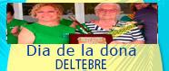 Dia de la dona Festes Majors Deltebre