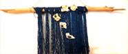 Penjador de fils amb motius mariners