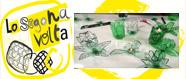 Reciclem ampolles de plàstic