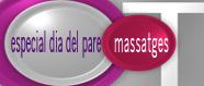Especial Dia del Pare: Massatges